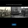 Segmentelle Bildanalyse – Bildauswahl. Dauerausstellung »Alltag Zwangsarbeit 1938-1945« © Dokumentationszentrum NS-Zwangsarbeit. Entwurf: schnellebuntebilder