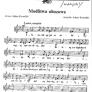 """Lied """"Modlitwa obozowa"""" - Lagergebet. Populäres polnisches Lied von Adam Kowalski aus einem polnischen Liederbuch"""