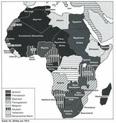 Afrika Karte Deutsch.Karten Und Ihre Grenzen Lernen Aus Der Geschichte De